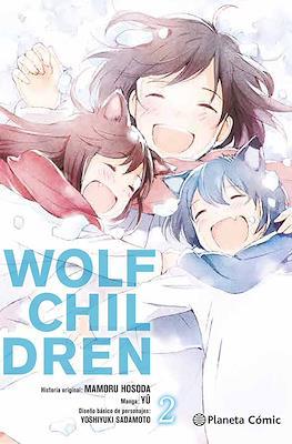 Wolf Children (Rústica con sobrecubierta) #2