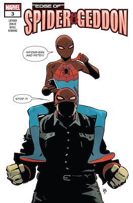 Edge of Spider-Geddon #3
