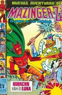 Nuevas aventuras de Mazinger-Z, el robot de las estrellas (Grapa) #28