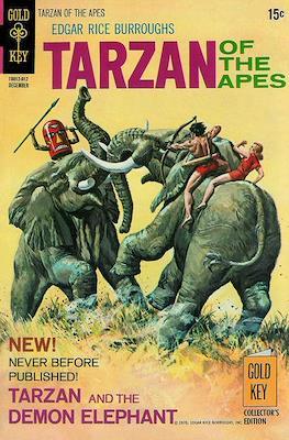 Tarzan (Comic-book) #197