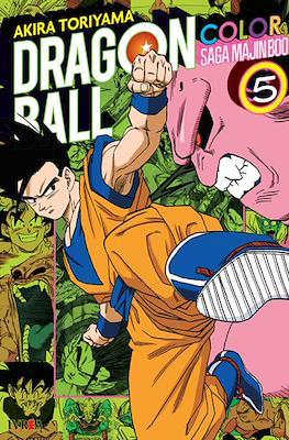 Dragon Ball Color: Saga Majin Boo #5