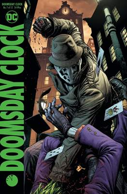 Doomsday Clock (Variant Covers) (Comic Book) #7