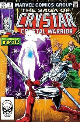 Saga of Crystar, Crystal Warrior #2