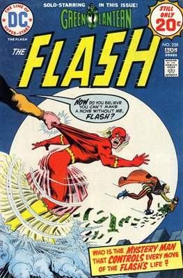 Flash vol. 1 (1959-1985) (Grapa, 32 págs.) #228