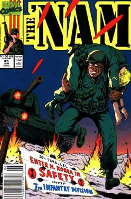 The 'Nam Vol 1 (Comic-book.) #45