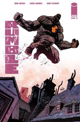 Rumble (Comic-book) #12