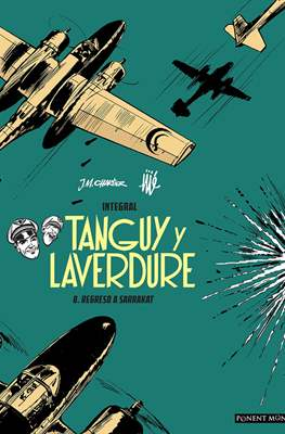 Tanguy y Laverdure #8