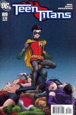 Teen Titans Vol. 3 (2003-2011 Variant Cover) (Comic Book) #89