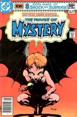 The House of Mystery (Grapa) #284