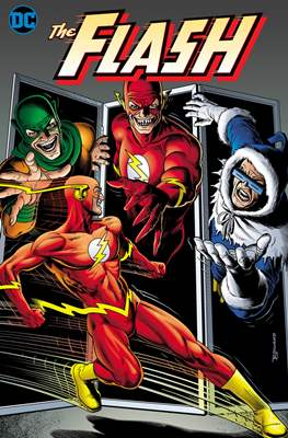 The Flash by Geoff Johns (Hardcover 848 pp) #1