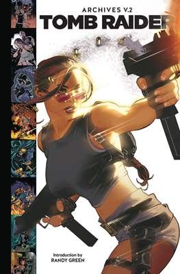 Tomb Raider Archives (Hardcover) #2