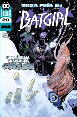 Batgirl (2018-) #20