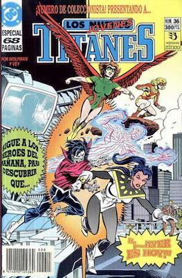 Nuevos Titanes Vol. 2 (1989-1992) #36