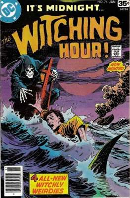 The Witching Hour Vol.1 (Grapa) #76