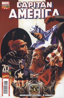 Capitán América Vol. 7 (2005-2011) (Grapa) #43