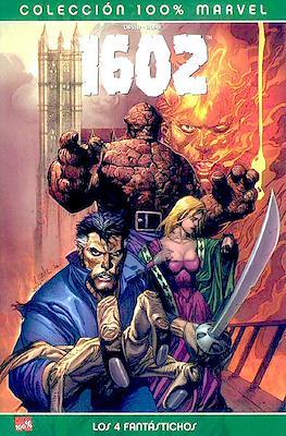 1602: Los 4 Fantástickos. 100% Marvel