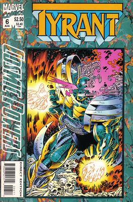 Cosmic Powers (Comic Book 56 pp) #6