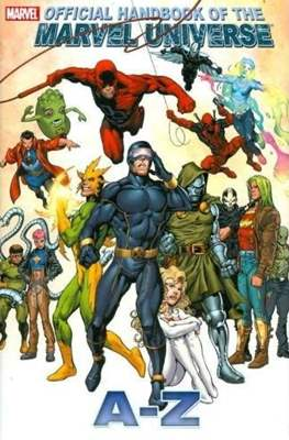Official Handbook of the Marvel Universe A-Z #3