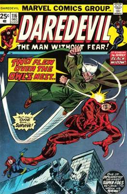 Daredevil Vol. 1 (1964-1998) (Comic Book) #116