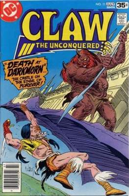 Claw the Unconquered Vol 1 #11