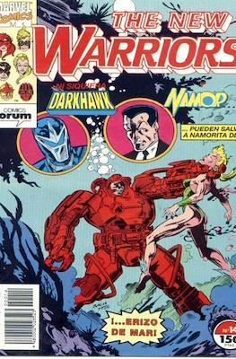 The New Warriors vol. 1 (1991-1995) (Grapa. 17x26. 24 páginas. Color. (1991-1995).) #14