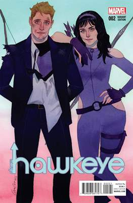 All New Hawkeye Vol.1 (2015- Variant Covers) #2.1