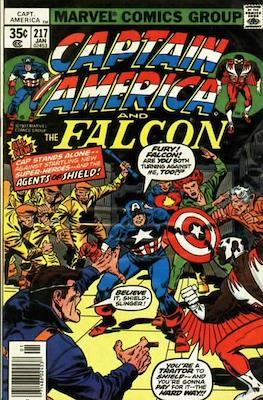 Captain America Vol. 1 (1968-1996) (Comic Book) #217