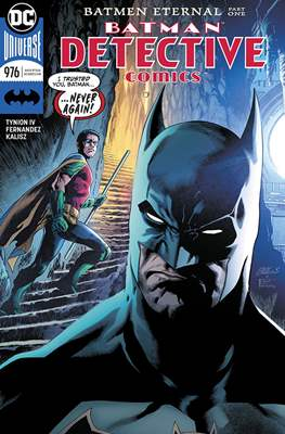 Detective Comics Vol. 1 (1937-2011; 2016-) (Comic Book) #976