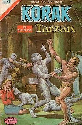 Korak, el hijo de Tarzán (Grapa 36 pp) #26