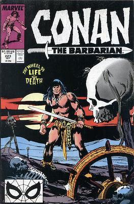 Conan The Barbarian (1970-1993) (Comic Book 32 pp) #223