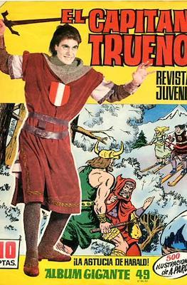 El Capitán Trueno. Album gigante #49