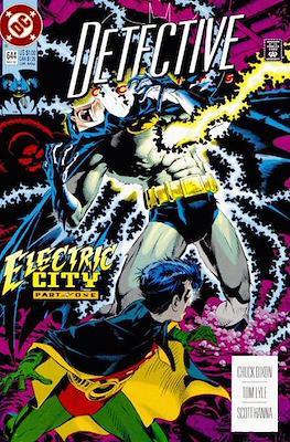 Detective Comics Vol. 1 (1937-2011; 2016-) (Comic Book) #644