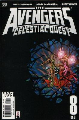 The Avengers: Celestial Quest (Comic-book) #8