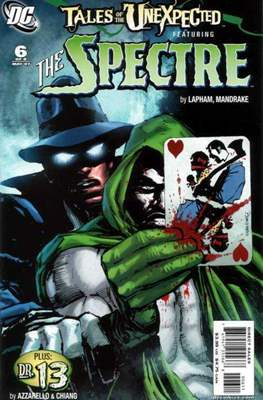 Tales of the Unexpected featuring The Spectre #6