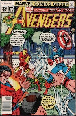 The Avengers Vol. 1 (1963-1996) (Grapa) #170
