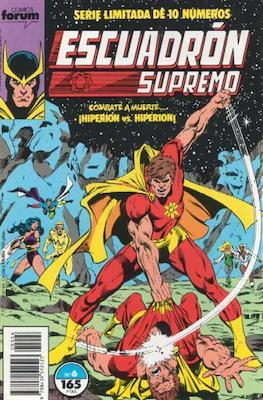 Escuadrón Supremo (1990) (Grapa. 17x26. 32 páginas. Color) #6