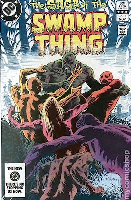 Swamp Thing (1982-1996) (Comic Book) #18