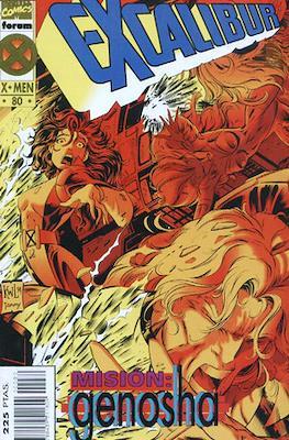 Excalibur Vol. 1 (1989-1995) (Grapa) #80