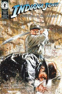 Indiana Jones: Thunder In the Orient (grapa) #3