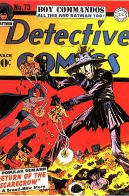 Detective Comics Vol. 1 (1937-2011; 2016-) (Comic Book) #73