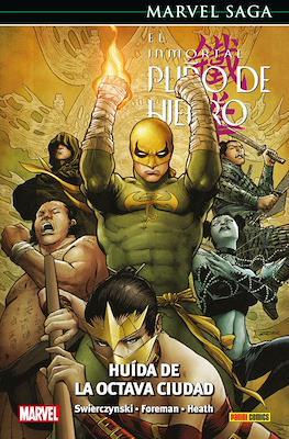 Marvel Saga. El Inmortal Puño de Hierro (Cartoné 180 pp) #5