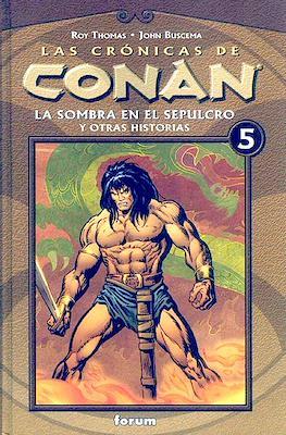 Las Crónicas de Conan (Cartoné 240 pp) #5