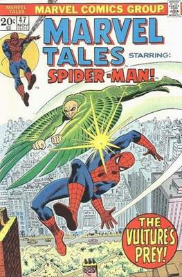 Marvel Tales (Comic Book) #47