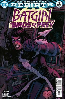 Batgirl and the Birds of Prey (2016-2018) (Grapa) #4