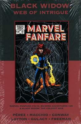 Marvel Premiere Classic (Library Edition HC) #40