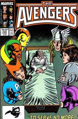 The Avengers Vol. 1 (1963-1996) (Grapa) #280