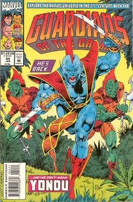 Guardians of the Galaxy Vol 1 (Comic Book) #44
