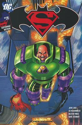 Superman / Batman (Grapa 48 pp) #5