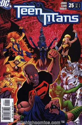 Teen Titans Vol. 3 (2003-2011) (Comic Book) #25