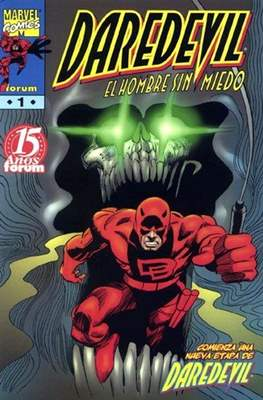 Daredevil Vol. 4 (1998-1999) (Rústica.) #1
